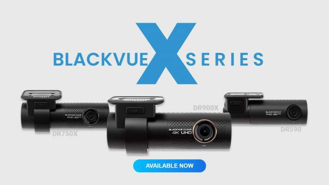 BlackVue X Series Lineup